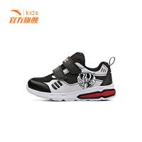 安踏童鞋男童运动鞋中小童闪灯鞋夏季2019新款儿童鞋子31839901