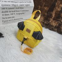 【特惠】2019优选亲子包包新款幼儿园书包可爱儿童包包双肩包卡通面包防走丢背包