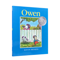 Owen (Caldecott Honor Book) 阿文的小毯子英语英文原版绘本(凯迪克银奖,平装) ISBN97