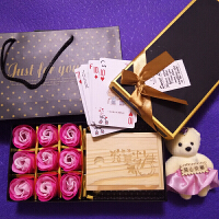 照片扑克牌定制创意新奇diy礼物个性情人节送男女友闺蜜生日礼品
