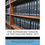 【预订】Authorised Version of the English Bible-KJV 1611