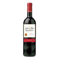 巴蒂斯干红葡萄酒