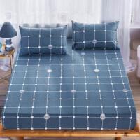 纯棉防水床笠单件床套儿童全棉床罩席梦思保护套1.8m米床单防尘罩