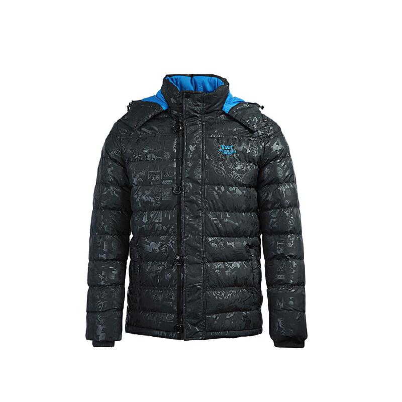 voit沃特正品品牌运动棉服男装上衣加厚保暖棉衣防风外套男秋冬
