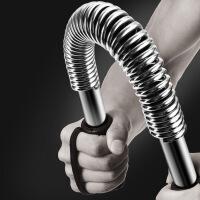 【支持�Y品卡】臂力器40/30/20kg50/60公斤男胸肌健身器材���握力棒家用臂力棒 p4r