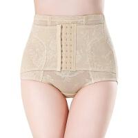 收腹提臀内裤女塑身紧身美体无痕产后收腹裤头女高腰收胃塑形