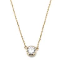 【网易考拉】BUCKLEY LONDON 圆形镶钻项链 金色