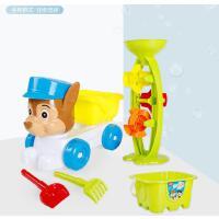 儿童沙滩玩具套装海边城堡沙漏铲子和桶宝宝玩沙子挖沙决明子工具