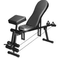 仰卧板多功能哑铃凳折叠仰卧起坐健身器材家用收腹肌板健身椅