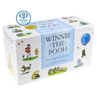 【英文原版】Winnie the Pooh: The Complete Collection 小熊维尼全集