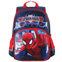 迪士尼书包小学生男童1-3年级蜘蛛侠可爱男孩儿童双肩大容量背包