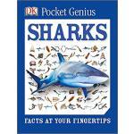 【预订】Pocket Genius: Sharks 9781465445926