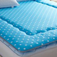家纺折叠睡垫1.8m1.5米垫被单人双人学生宿舍榻榻米床垫1.2床褥子