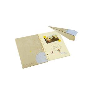 Hape小王子的友情日记6岁以上早教益智绘画手工手工DIY824693