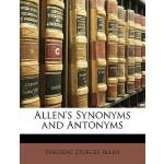 【预订】Allen's Synonyms and Antonyms