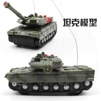 儿童遥控坦克大型充电坦克遥控车汽车坦克模型男孩礼盒装玩具