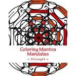 【预订】Coloring Mantra Mandalas - Strength