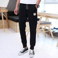 点就 新款秋运动休闲裤青年男士弹力束脚裤韩版潮流学生修身百搭裤K1762