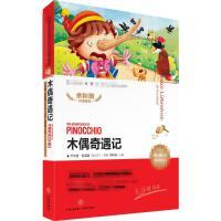木偶奇遇记(新课标名师精评版) 天地出版社