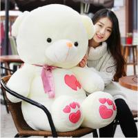 抱枕玩偶生日礼物送女友熊公仔抱抱熊毛绒玩具女生