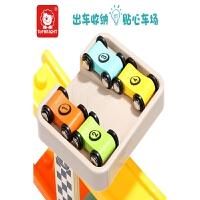 男孩玩具小汽车宝宝玩具车1-3岁儿童益智轨道滑翔车