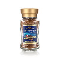 【网易考拉】UCC 悠诗诗, 蓝山香醇速溶咖啡 38克/瓶