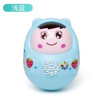 儿童故事机玩具宝宝早教机0-3岁不倒翁玩具 宝宝多功能音乐