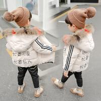 男童冬装棉衣儿童羽绒宝宝棉袄加厚外套