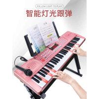 【支持礼品卡】多功能电子琴教学61键钢琴儿童初学者入门男女孩音乐器玩具u8t