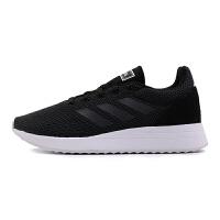 #超品日满200减60#Adidas/阿迪达斯女鞋 2018新款女子NEO RUN70S运动休闲跑步鞋 B96564