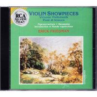 violin showpieces 超技小提琴 流浪者之歌 弗里德曼 发烧天碟CD