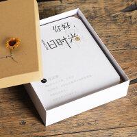 4寸相册手机微信竖版in打印照片收集收纳情侣纪念6寸影集 抖音 -礼盒装