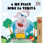 【预订】A me piace dire la verit? (Italian kids books): I Love