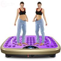 甩脂机抖抖机懒人腰带运动健身减肥机器材家用瘦腰腿