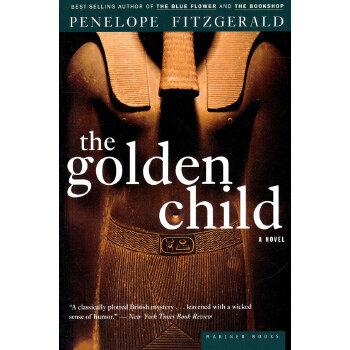 Golden Child(ISBN=9780395956199) 英文原版