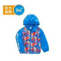 【1件3折到手价:71.7】361度 男童梭织薄外套 春季K51814601