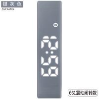 韩版简约电子表男高中学生女夜光防水潮智能运动儿童时尚手环手表 可礼品卡支付