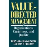 【预订】Value-Directed Management: Organizations, Customers, an