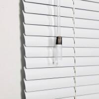 百叶窗帘卷帘铝合金遮光升降客厅办公室厨房卫生间卧室免打孔定制 平方米