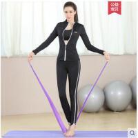 户外新款瑜伽服外套女显瘦跑步健身服专业运动秋冬收腰修身