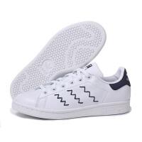 adidas阿迪达斯三叶草女子STAN SMITH板鞋2017新款休闲鞋小白鞋BZ0402