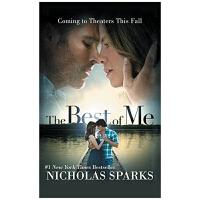 最好的我 英文原版  The Best of Me (Movie Tie-In)