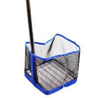 乒乓球收集网 乒乓球捡球器便携式神器轻便拾球器收球集球网多球训练收集网HW