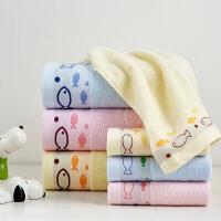 纯棉浴巾*1+毛巾*1套巾浴巾纯棉成人男女柔软吸水全棉家用儿童婴儿浴巾毛巾套装