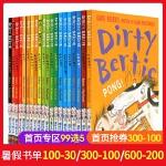 脏男孩波迪 Dirty Bertie系列 英文原版 趣味读物 第1-20本20本套装 Dirty Bertie Wor