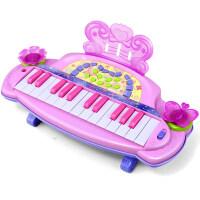 音乐礼物乐器女孩玩具琴儿童电子琴玩具3-6岁1