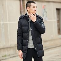 冬季棉衣男士外套2017新款韩版学生修身潮流帅气加厚棉袄冬装