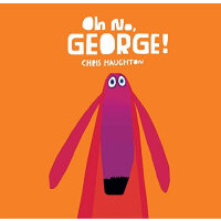 Oh No, George! [Board Book]别这样,小乖![卡板书]ISBN9780763676520