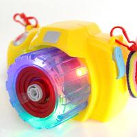 泡泡机玩具儿童电动泡泡枪全自动不漏水吹泡泡相机带音乐水泡泡液