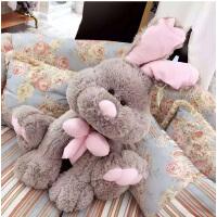 公仔布娃娃女朋友生日玩偶元旦礼物可爱长耳兔子毛绒玩具兔子